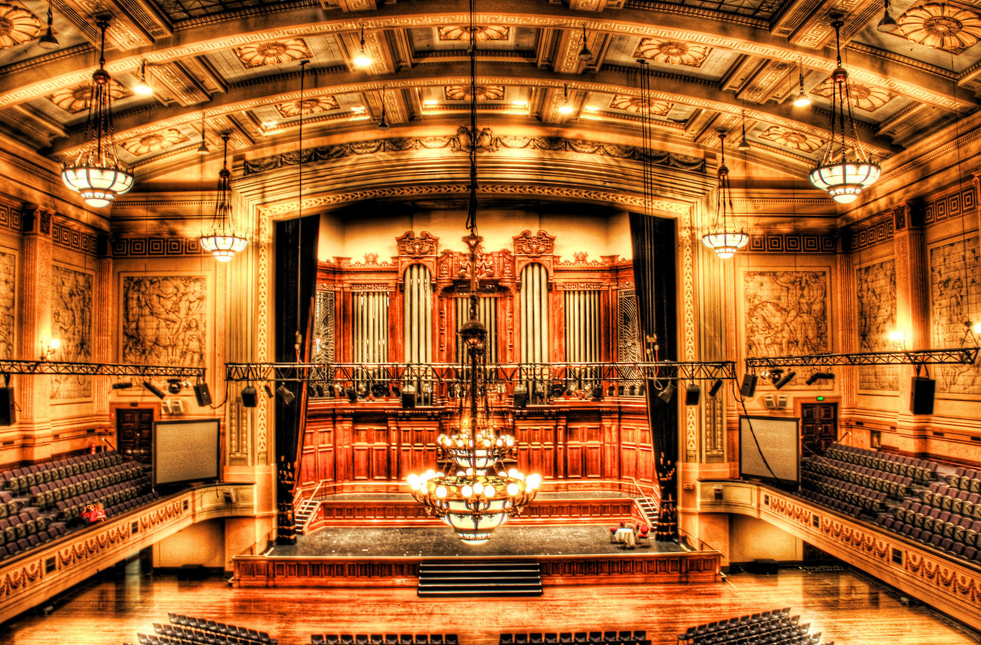 Melbourne Town Hall Upgrade